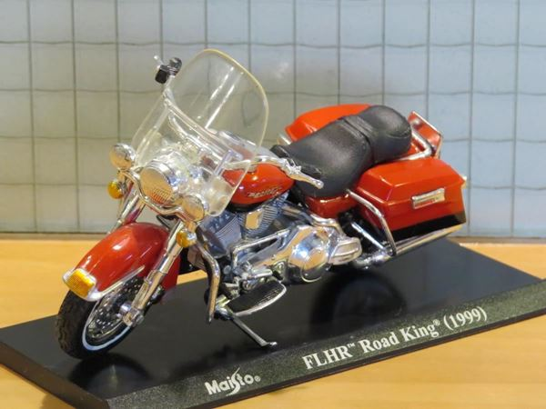 Picture of Harley Davidson FLHR Road King 1999 1:18 los