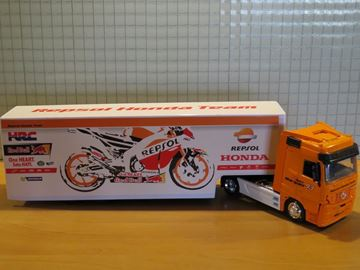 Picture of Honda Repsol Factory racing truck 1:43