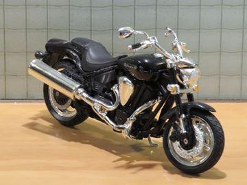 Afbeelding van Yamaha Road Star warrior 1:18 los
