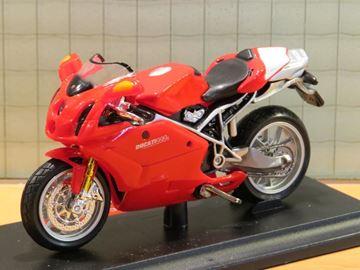 Afbeelding van Ducati 999s rd. 1:18 Maisto