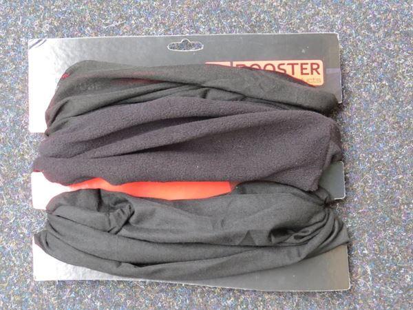 Picture of necktube buff kol set zwart