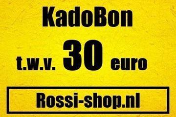 Afbeelding van Kado bon t.w.v. 30 euro