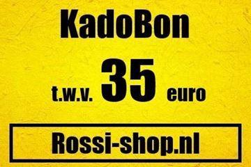 Afbeelding van Kado bon t.w.v. 35 euro
