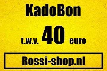 Afbeelding van Kado bon t.w.v. 40 euro