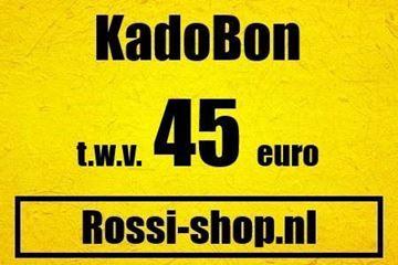 Afbeelding van Kado bon t.w.v. 45 euro