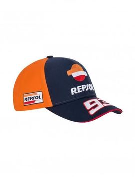 Picture of Marc Marquez #93 repsol baseball cap pet 2048504