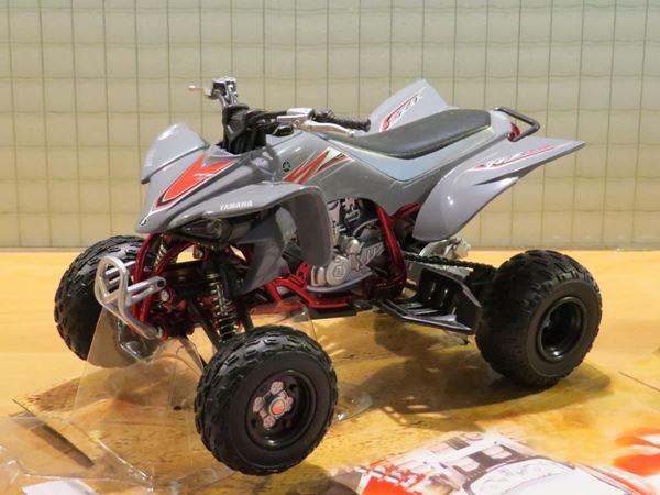 Picture of Yamaha YFZ450 2008 quad 42833 grey