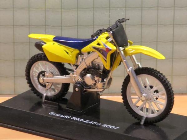 Picture of Suzuki RM-Z450 1:18 67223