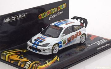 Picture of Valentino Rossi Ford Focus RS WRC 2007 1:43