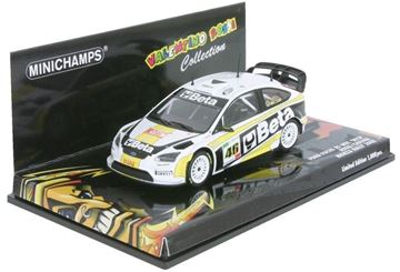 Picture of Valentino Rossi Ford Focus WRC 2008 1:43