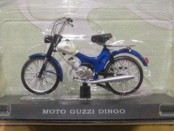 Afbeelding van Moto Guzzi Dingo brommer 1:18 (M014)