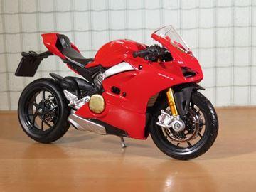 Afbeelding van Ducati Panigale V4 1:18 Bburago