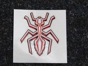 Afbeelding van Marc Marquez sticker ant