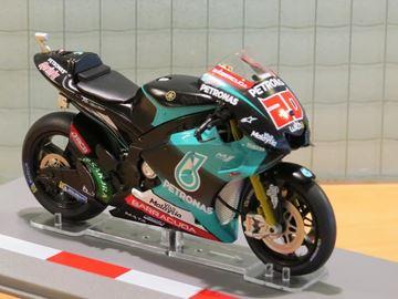 Picture of Fabio Quartararo Yamaha YZR-M1 2019 1:18 diecast