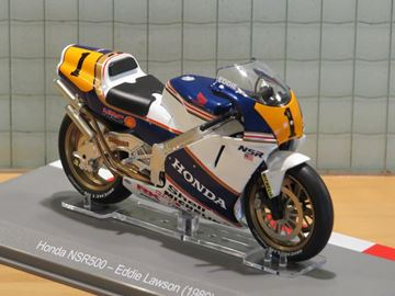 Picture of Eddie Lawson Honda NSR500 1989 1:18