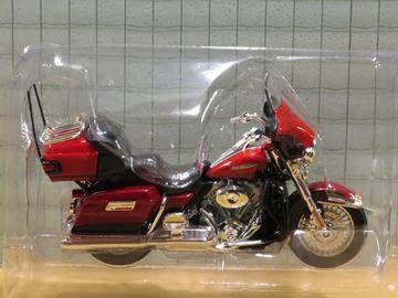 Afbeelding van Harley Davidson FLHTK electra glide 1:18 (n66)