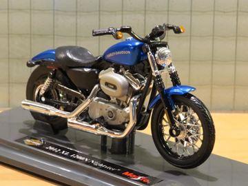 Picture of Harley Davidson XL1200N Nightster 2012 1:18 (n61)