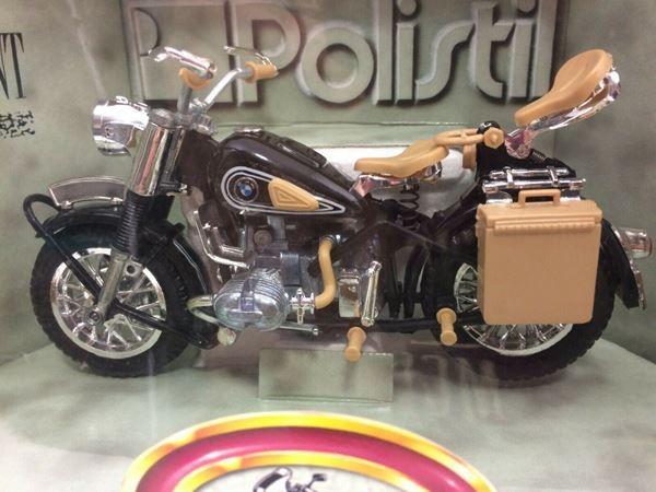 Picture of BMW R75 Elephant zijspan 1:15 polistil
