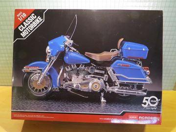 Afbeelding van Bouwdoos Harley Davidson Classic 1:10