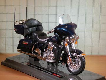 Afbeelding van Harley Davidson FLHTK electra glide 1:18 (n72)