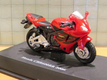 Picture of Honda CBR600RR CBR600 red 1:32