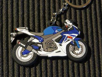 Afbeelding van Suzuki GSX-R sleutelhanger keyring