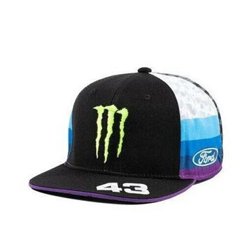 Afbeelding van Hoonigan Monster Energy flatbrimcap HA302KB19