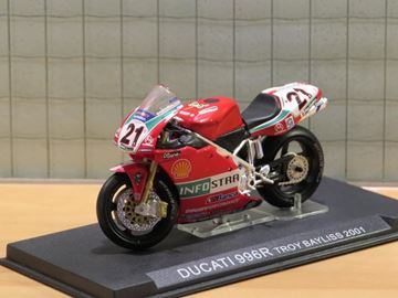 Picture of Troy Bayliss Ducati 996R 2001 1:24