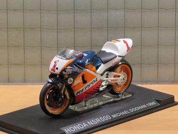 Afbeelding van Mick Doohan Honda NSR500 1998 1:24