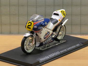 Picture of Wayne Gardner Honda NSR500 1987 1:24