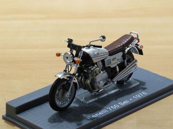 Picture of Benelli 750 SEI 1976 1:24
