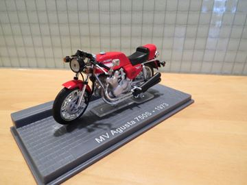 Picture of MV Agusta 750S 1:24