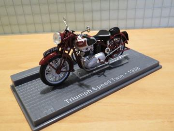 Picture of Triumph Speed Twin 1:24