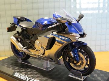 Afbeelding van Yamaha YZF R-1 1:12 blue 88491