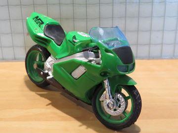 Picture of Honda NR750 1:18 los groen