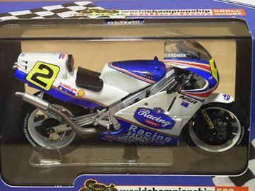 Afbeelding van Wayne Gardner Honda NSR500 1987 1:22