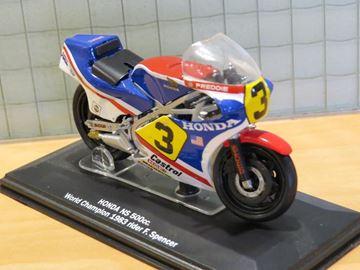 Afbeelding van Freddy Spencer Honda NS500 1983 1:22