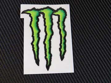 Afbeelding van Sticker Monster Energy 13 x 10