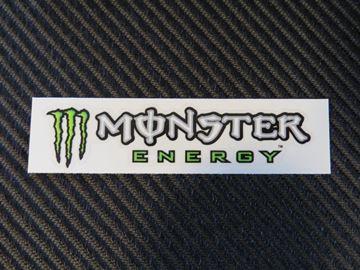 Afbeelding van Sticker Monster Energy 9x2