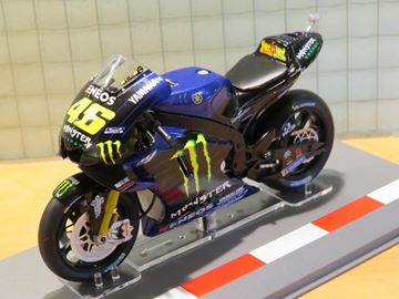 Afbeelding van Valentino Rossi Yamaha YZR-M1 2019 1:18