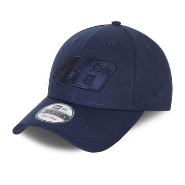 Afbeelding van Valentino Rossi Core New Era 9Forty cap pet blue