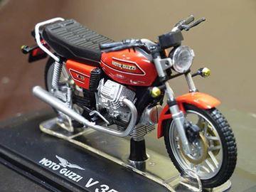Afbeelding van Moto Guzzi V35 1:24 blister