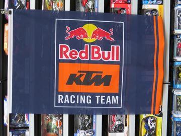 Afbeelding van KTM Red Bull racing vlag 21060