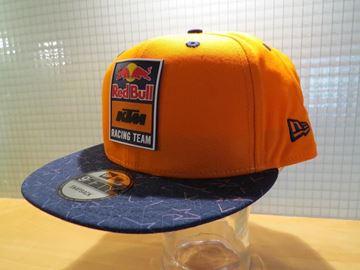 Afbeelding van KTM Red Bull New Era 9Fifty flat cap pet KTM20038
