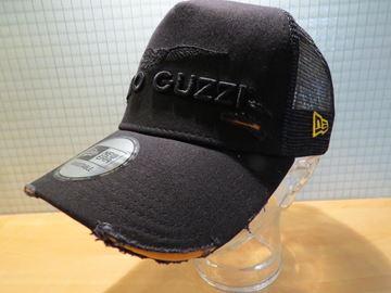 Afbeelding van Moto Guzzi trucker cap 60112766