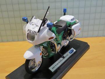 Afbeelding van BMW R1100RT polizei 1:18 12150