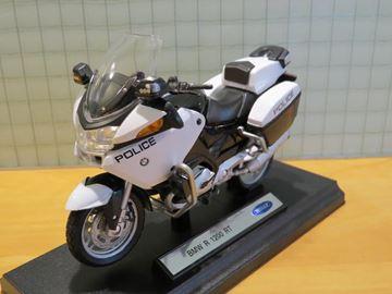 Afbeelding van BMW R1200RT police 1:18 12150