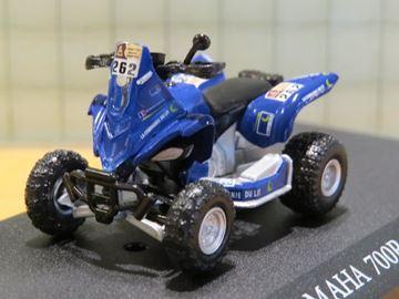 Afbeelding van Bruno Da Costa Dakar Yamaha 700 Raptor 1:43