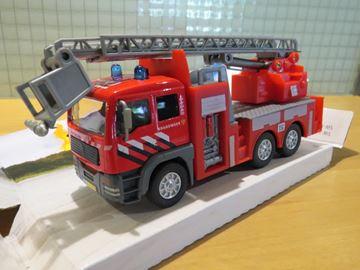 Afbeelding van Brandweer ladderwagen
