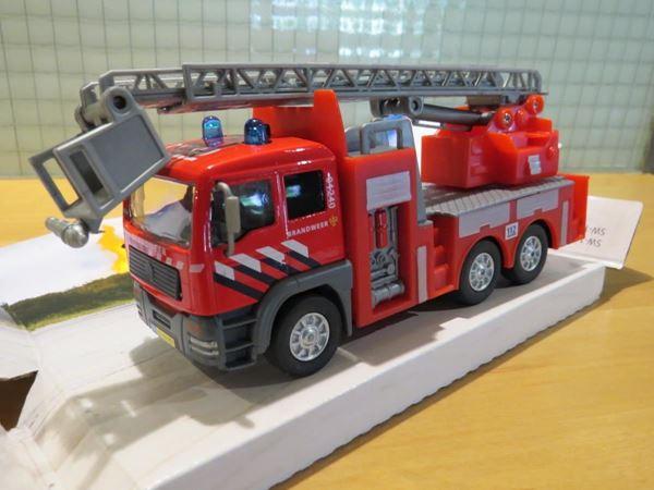 Picture of Brandweer ladderwagen